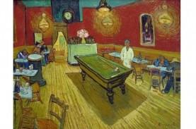 Lukisan Pemandangan Van Gogh Ini Diperkirakan Laku…