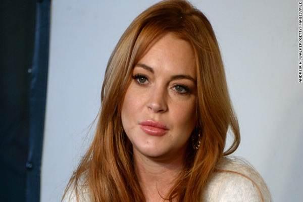 Lindsay Lohan - cnn.com