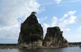 Hunting Pantai di Sawarna Membuat Lupa akan Keindahan Carita dan Anyer