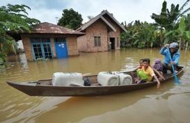 Air Sungai Batanghari Meningkat, Warga Jambi Diminta Waspadai Banjir