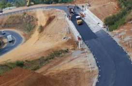 Jalan Lintas Pantai Selatan Jawa Terus Dibangun