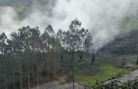 Kawah Sileri Gunungapi Dieng Meletus, Kondisi Aman
