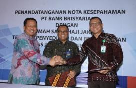 BRI Syariah Layani Rumah Sakit Haji Jakarta