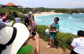 Kunjungan Wisman ke Bali Tembus 15.000 Orang/Hari