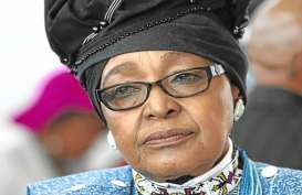 Kisah Mendiang Winnie Madikizela-Mandela, Mantan Istri Nelson Mandela
