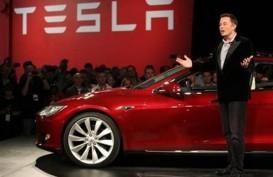 Tingkat Produksi Model 3 Mengkhawatirkan, Saham Tesla Jatuh