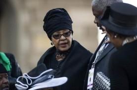 Tokoh Apartheid Winnie Mandela Telah Berpulang
