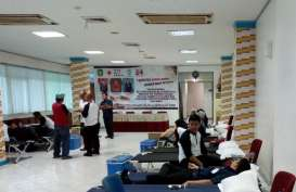 HUT Ke-54, Bank Kalbar Gelar Donor Darah