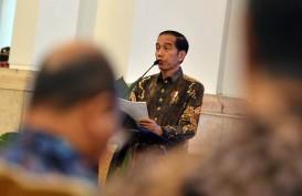 Celetuk Jokowi, Ini Kok Serba 4: Partai no. 4, Tanggal 4, Bulan 4, Marking Indonesia 4.0