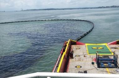 Minyak Tumpah di Teluk Balikpapan, Pertamina Terjunkan 1000 Personel