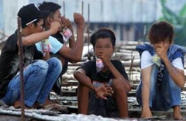 Gawat, Anak-Anak di Mimika Hobi Hirup Lem. BNN Sarankan Pemkab Terbitkan Perda Lem