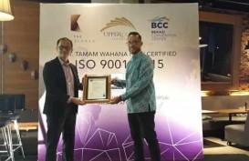 Alcor MICE Upgrade Sertifikasi ISO 9001:2015