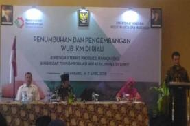 Kemenperin Dorong Limbah Lidi Sawit Riau jadi Komoditas…