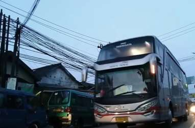 Jarang Ada di Indonesia, Naik Bus Serasa di Kabin Pesawat Kelas Bisnis