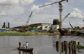 Pembangunan Jembatan Siak IV Diklaim Sudah 30%