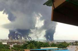 Pertamina Akui Penyebab Tumpahan Minyak Di Teluk Balikpapan