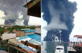 Polisi Investigasi Tumpahan Minyak di Teluk Balikpapan