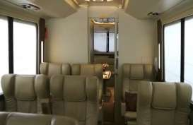 Serasa di Kabin Pesawat Kelas Bisnis, Begini Kemewahan Bus Caravan White Horse One