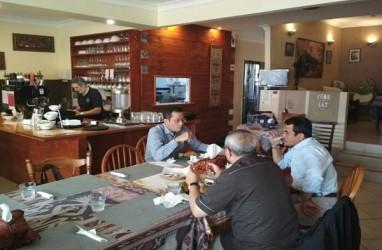 Porsi Food and Beverage Kian Dominasi Sektor Ritel