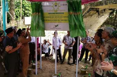 Baznas & UNDP Bangun Pembangkit Listrik Tenaga Mikro Hidro di Jambi