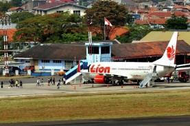 Runway Bandara Syamsudin Noor Ditutup, 10 Penerbangan…