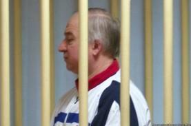 Kondisi Eks Mata-mata Rusia yang Diracun Membaik