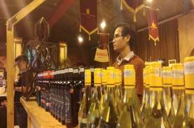 Wine & Cheese Expo JFFF 2018, Separuh Produk Bikinan…