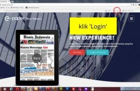 Langganan Epaper Bisnis Indonesia Cuma Rp2.740, lebih Murah dari Biaya Parkir