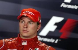 Mekanik Tertabrak Raikkonen, Ferrari Didenda