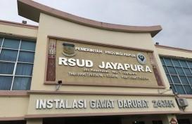 Pasien di RSUD Jayapura Kesulitan Air Bersih