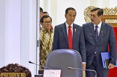 Presiden Jokowi : Anggaran Jangan Kita Ecer-Ecer
