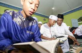 Sinar Mas Mengaji : Ajak Santri Berdoa Jelang Musim Kemarau & Ramadan