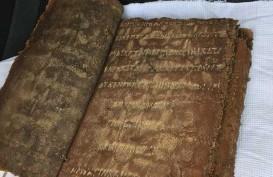 Lagi Razia Lalu Lintas, Polisi Turki Malah Temukan Injil Kuno Terbuat dari Kulit