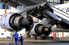 GMF Teken Kerja Sama US$3,17 Juta dengan Dua Maskapai Afrika
