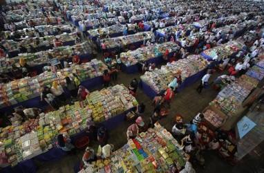 Penjualan Buku Terhambat Harga Kertas