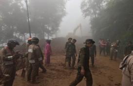 Kabupaten Bogor Darurat Longsor dan Banjir. Warga Diminta Siap Siaga