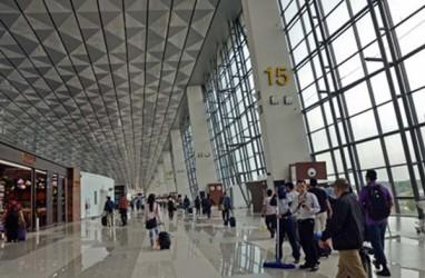 Bandara Soekarno-Hatta Ternyata Lebih Sibuk dari Changi dan Incheon