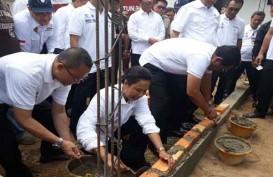 Padat Karya Tunai BUMN Bangun Drainase & MCK di Batam