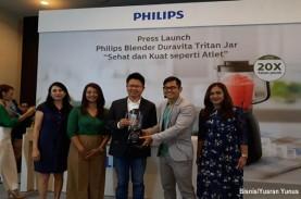 Philips Tambah Portofolio Blender di Pasaran. Ini…