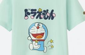 Ini Kaos Lucu Tema Doraemon Keluaran Uniqlo