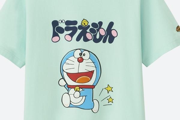 kaos Doraemon