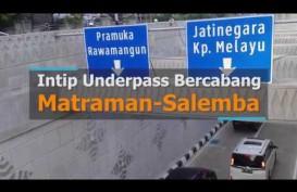 Underpass Mampang-Kuningan Bisa Kurangi Kemacetan 40%