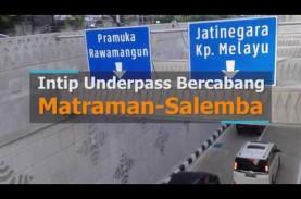 Underpass Mampang-Kuningan Bisa Kurangi Kemacetan…