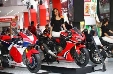 Kuartal I 2018, Penjualan Sepeda Motor Tumbuh 3,99%