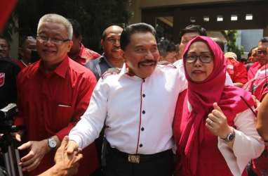 Pemilu Legislatif 2019, PKPI Resmi Dapat Nomor Urut 20