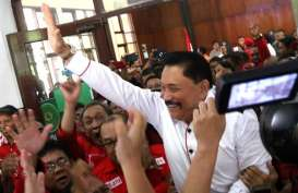 PILEG 2019 : Hendropriyono Sebut PKPI Partai Prajurit