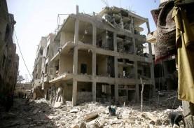 IMBAUAN PERJALANAN: WNI Diminta Tidak Ke Suriah