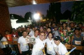 Menteri Rini Lepas Ribuan Pelari Mandiri Jogja Marathon…
