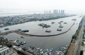 Tanggul Pengaman Pantai Jakarta Tahap Kedua Segera Rampung