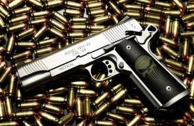 Geledah Rumah Pembobol Kartu Kredit, Polisi Temukan Senjata Api Ilegal